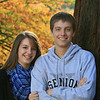 November 4, 2009 4:53pm  Handsome Gresham Senior and his Adorable Freshman Sister  f/5.6, 1/15, Manual, 80mm, ISO 200